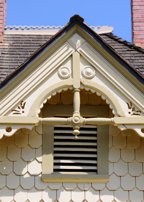 Gable Vents Come In Many Shapes And Styles Official Blog