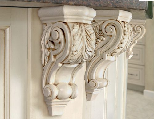 Decorative Corbel how to install decorative wood corbels & wooden brackets