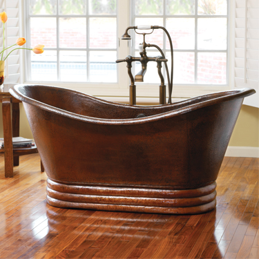 The Unique Qualities Of Copper Sinks Tubs Official Blog