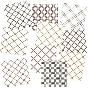 wire grille patterns