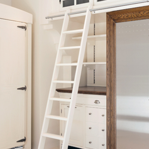 The Quiet Glide Library Ladder Official Blog Of Van Dyke