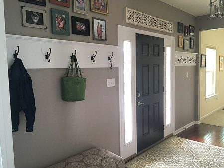 Mudroom in Home