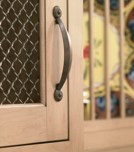 Cabinet Knob and Grille